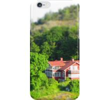 Doll house iPhone Case/Skin