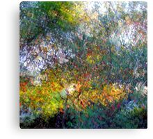 Ode to Monet Canvas Print