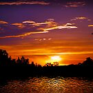 sunset visions by colleen e scott