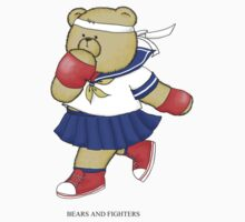 BEARS and FIGHTERS - Sakura by Bears& Fighters