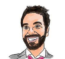 Chris Marshall Illustration by StevePaulMyers
