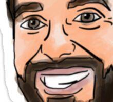 Chris Marshall Illustration Sticker