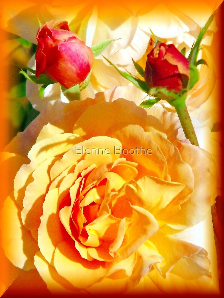 Thinking of you by Elenne Boothe