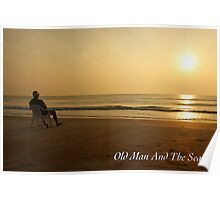 Old Man And The Sea Poster