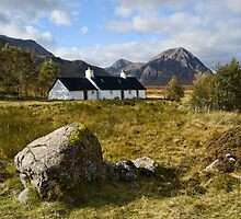 Blackrock Cottage by Claire Tennant