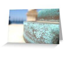 Oxidized Greeting Card