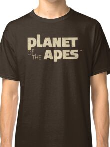 Planet of the Apes Vintage Classic T-Shirt