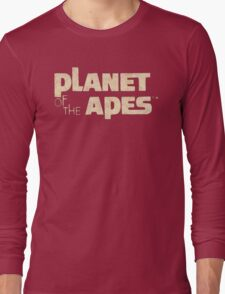 Planet of the Apes Vintage Long Sleeve T-Shirt
