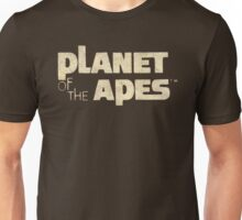 Planet of the Apes Vintage Unisex T-Shirt