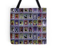 Persona Cards Tote Bag