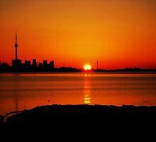 Sunrise Lakeshore (serie VIII)!... by sendao
