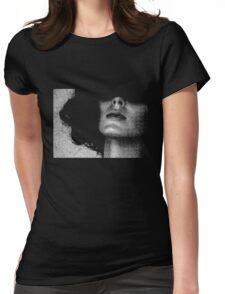 Plastique Womens Fitted T-Shirt