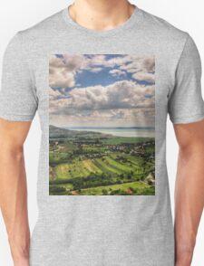 a stunning Hungary landscape T-Shirt