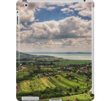 a stunning Hungary landscape iPad Case/Skin