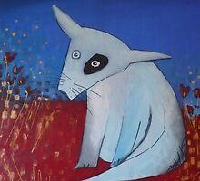 My Dog Blackie by Maureen Rocks-Moore