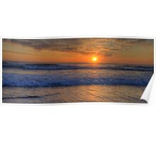 Morning - Newport Beach - The HDR Experience Poster