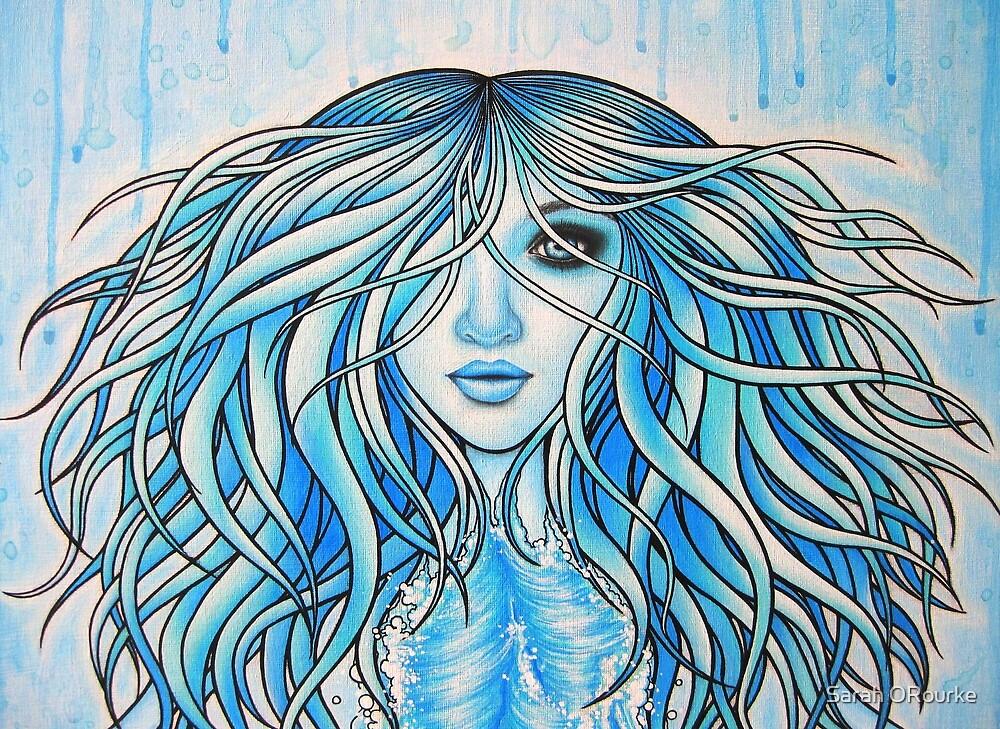 Blue Mermaid by Sarah ORourke