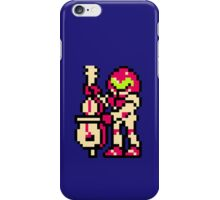 Metroid Musician from Tetris iPhone Case/Skin