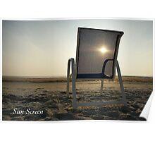 Sun Screen Poster