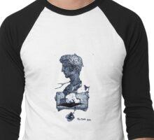 Serie 3/4. Nº 6 Men's Baseball ¾ T-Shirt