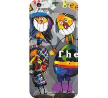 Love and beer iPhone Case/Skin