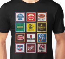 Beer Brands Vintage Unisex T-Shirt