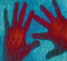 "Hands by Rod  Westbrook ""Rodergrams"""