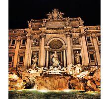 Fontana di Trevi Photographic Print