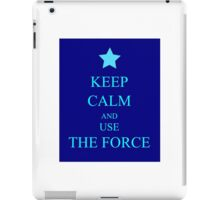 Keep Force iPad Case/Skin