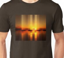 Nature Pixels No 19  Unisex T-Shirt