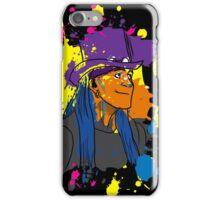 Jamie Starr Neon iPhone Case/Skin