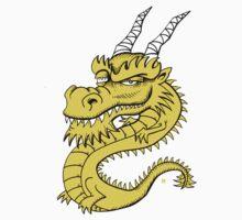 Dragon Chillin by eyespyeye
