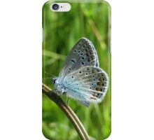 A Lovely Common Blue iPhone Case/Skin