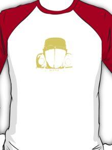 VW Beetle Shirt - Yellow T-Shirt