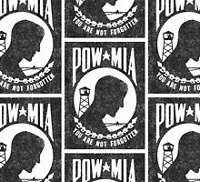 POW*MIA by Deadscan