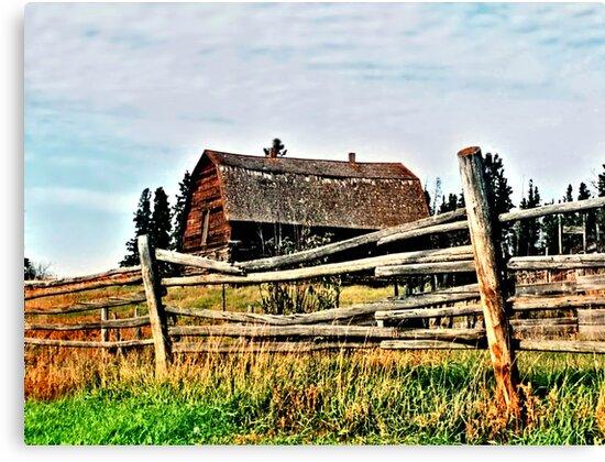 Barn by RobertCharles
