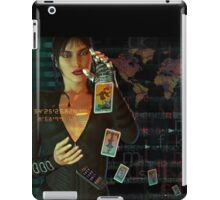 card reader iPad Case/Skin