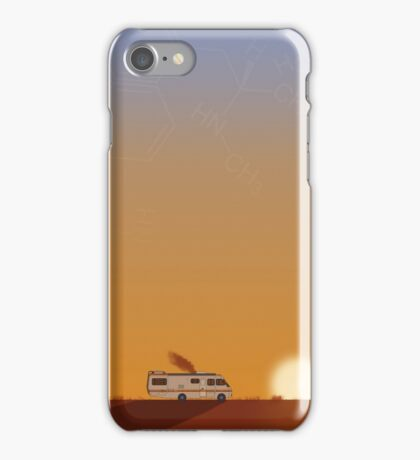 Breaking Bad RV  iPhone Case/Skin