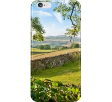 God's own County, North Yorkshire iPhone Case/Skin