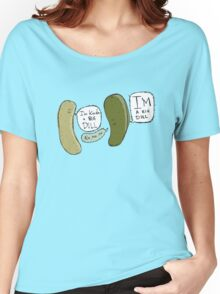 Pickles Women's Relaxed Fit T-Shirt