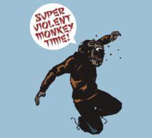 SUPERVIOLENTMONKEYTIME! by matthewdunnart