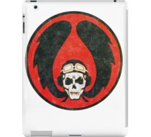 Israeli Air Force Winged Skull iPad Case/Skin