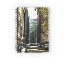 City Street (Montréal,Canada) Spiral Notebook