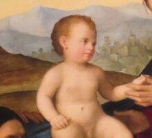 a wonderful Holy See landscape Sticker