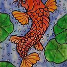 Lucy's Koi by Anni Morris