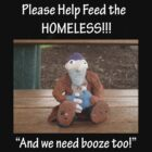 Feed the Homeless by Forefox