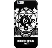 Mother of Fertility iPhone Case/Skin