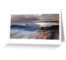 Ancient Bay - Cape Martin Beach Greeting Card
