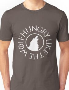 Hungry like the wolf - 5 Unisex T-Shirt