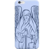 Blind Justice iPhone Case/Skin